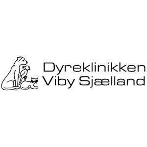 Dyreklinikken Viby Sjælland logo
