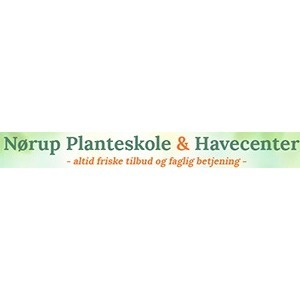 Nørup Planteskole Og Havecenter ApS logo