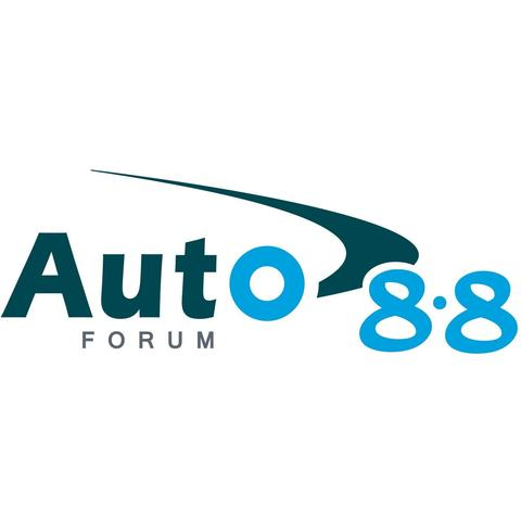 Auto 8 8 Forum AS avd Florø logo