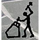 Voss Skiferbrudd AS logo