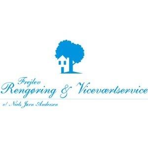 Frejlev Rengøring- & viceværtservice logo