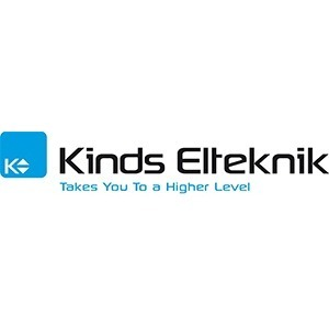 Kinds Elteknik AB logo