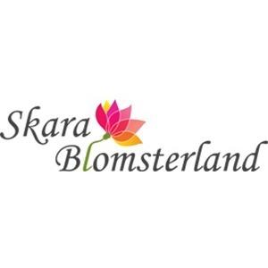 Skara Blomsterland logo