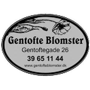 Gentofte Blomster logo