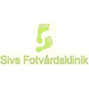 Sivs Fotvårdsklinik logo