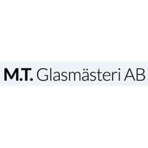 M.T. Glasmästeri AB logo