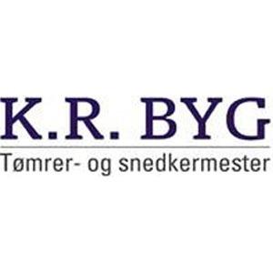 K.R. Byg Tømrer- og Snedkerfirmaet logo