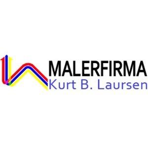 Malerfirma Kurt B. Laursen logo