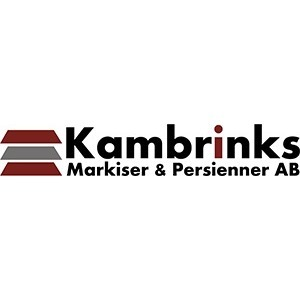Kambrinks Markiser AB logo