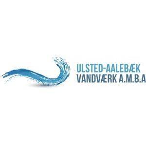 Ulsted-Aalebæk Vandværk logo