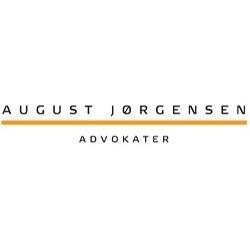 August Jørgensen Advokater logo