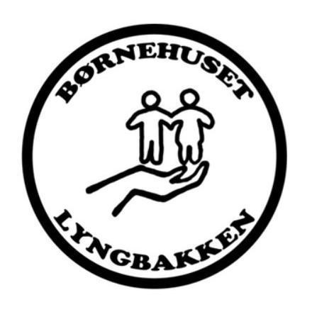 Børnehuset Lyngbakken logo