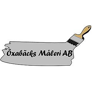 Öxabäcks Måleri AB logo