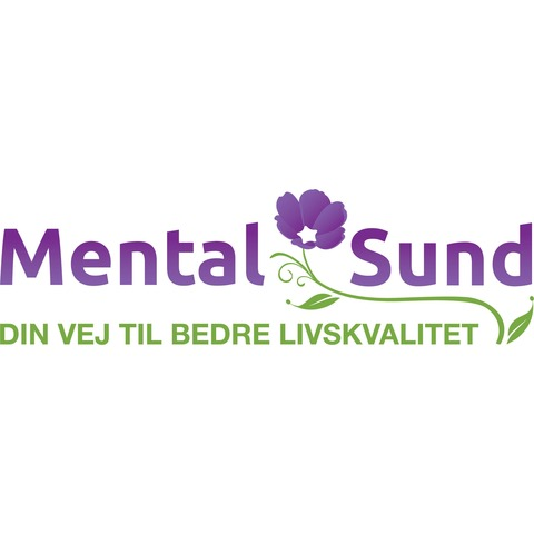 Mental Sund v/ Tulle Hyllested logo