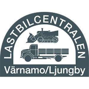 Lastbilcentralen Värnamo/Ljungby AB logo