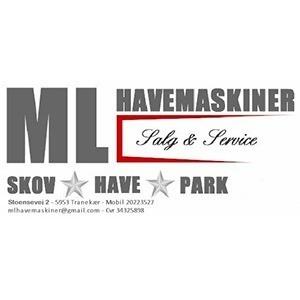 ML Havemaskiner logo