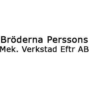 Bröderna Perssons Mek. Verkstad Eftr AB logo