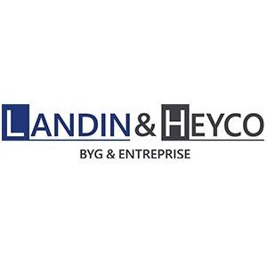 Landin & Heyco Byg & Entreprise ApS logo