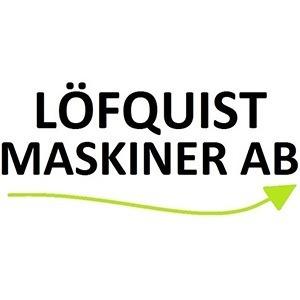 Löfquist Maskiner AB logo