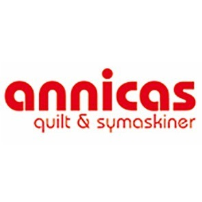 Annicas Symaskiner logo