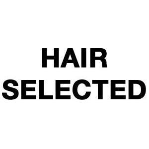 Hair selected logo