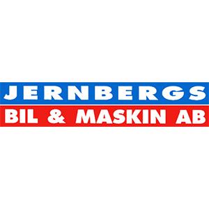 Jernbergs Bil & Maskin AB logo