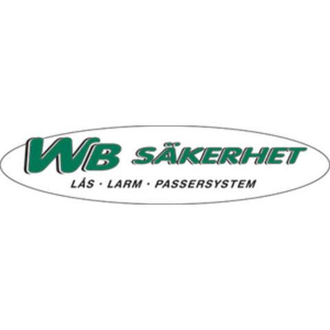 W.B.- Låsservice AB logo