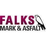 Falks Mark & Asfalt AB logo