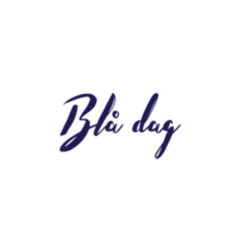 Blå Dag logo