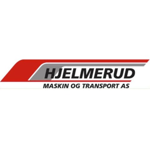 Hjelmerud Maskin og Transport AS logo