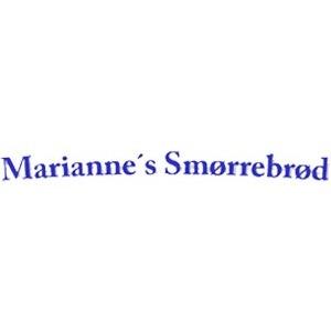 Marianne's Smørrebrød logo