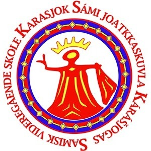 Samisk videregående skole Karasjok logo