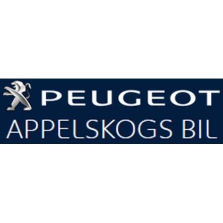 Appelskogs Bil AB logo