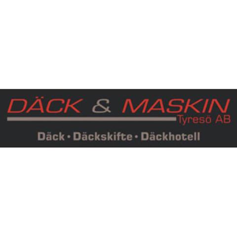 Däck & Maskin Tyresö AB logo