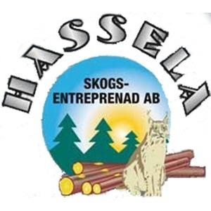 Hassela Skogsentreprenad AB logo