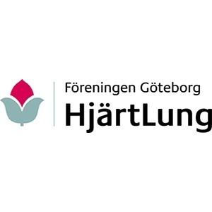 Föreningen Göteborg HjärtLung logo