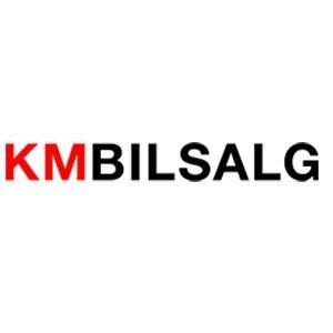 KM Bilsalg logo
