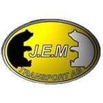 J E M Transport AB logo