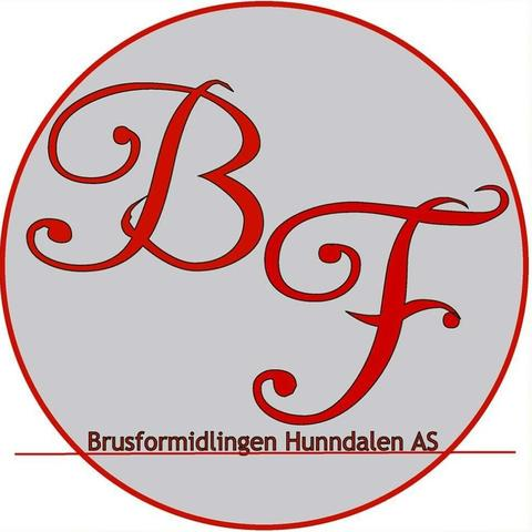 Brusformidlingen Hunndalen AS logo