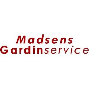 Madsens Gardinservice logo