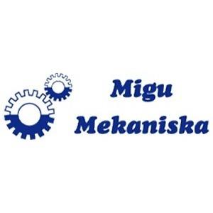 Migu Mekaniska AB logo
