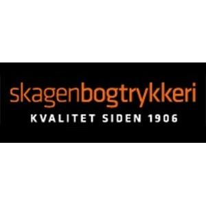 Skagen Bogtrykkeri A/S logo