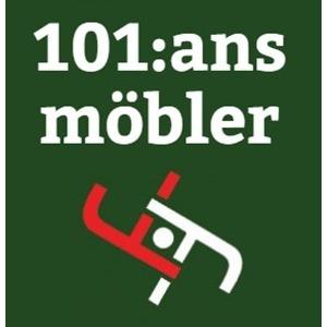 101:ans Möbler logo