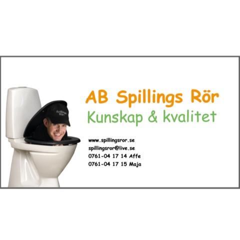 Spillings Rör AB logo