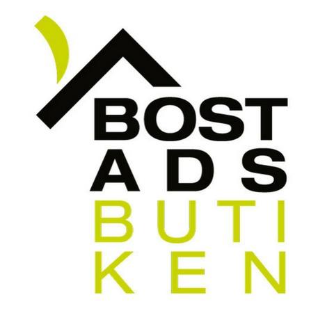 Bostadsbutiken i Uddevalla logo