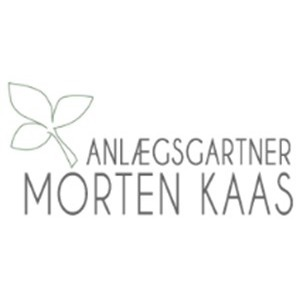 Anlægsgartner Morten Kaas logo