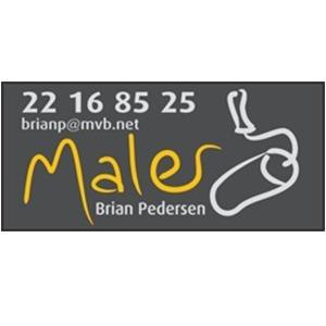Brian Pedersen logo