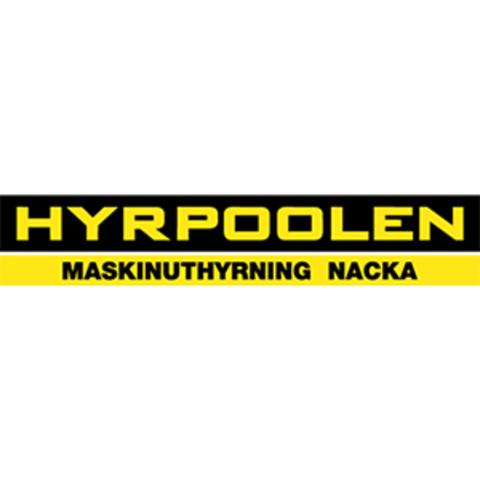 Hyrpoolen Maskinuthyrning logo