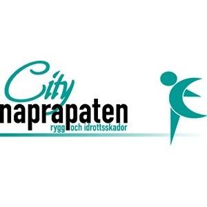 City Naprapaten Uppsala AB logo