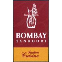 Bombay Tandoori Tønsberg logo